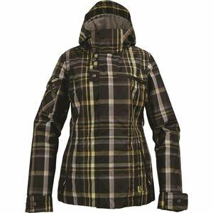 Burton DryFit Dream GMB Jacket plaid green Medium